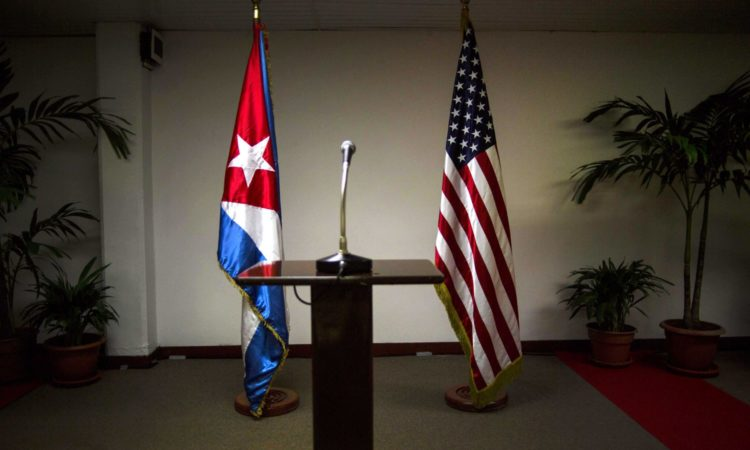 United States and Cuba Hold Fifth Bilateral Commission Meeting in Havana, Cuba