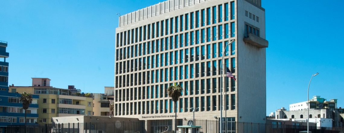 History of the U.S. Embassy in Cuba